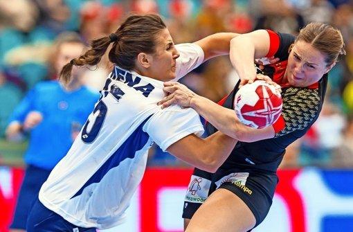 """Frauen-Handball """"Entwicklung im Süden ist sensationell"""""""