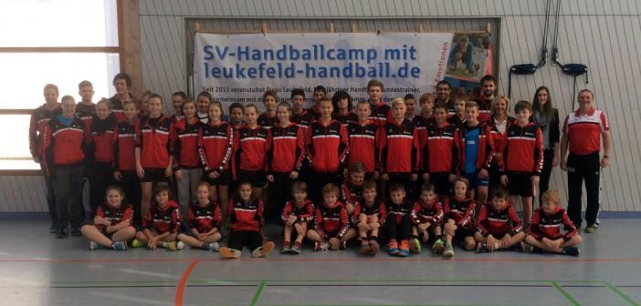 SV Handballcamp HBI Weilimdorf Feuerbach