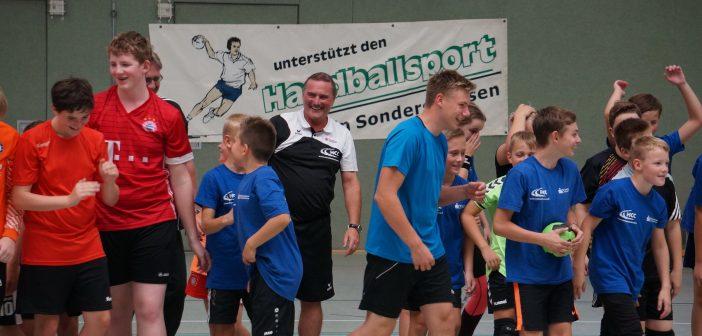 Bericht zum Handballcamp in Sondershausen 2018