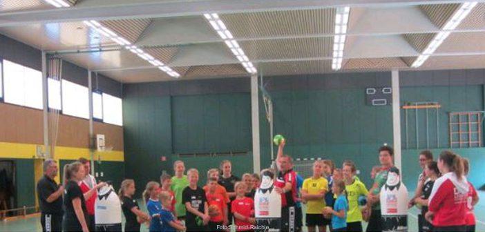 TSV Owen 2017: Trainieren mit Leukefeld