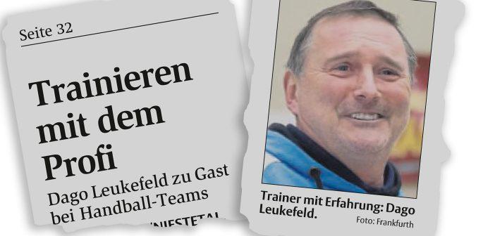 Kasseler Tageszeitung am 14. Feb. 2018