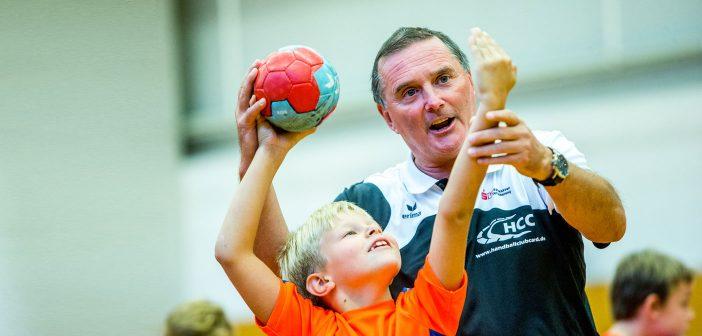Handballcamp in Lenningen 2019
