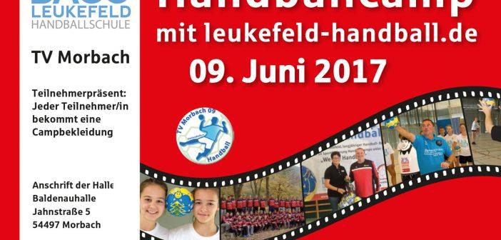 Leukefeld Handballcamp TV Morbach