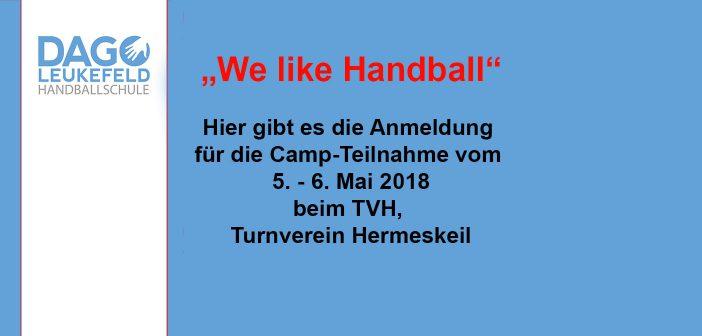 Handball-Camp beim TVH