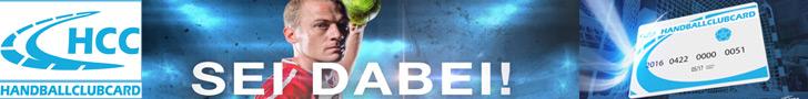 HandballClubCard Ad