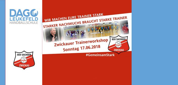 2. Zwickauer Trainer-Workshop